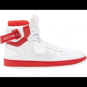 NEW/UNWORN Louis Vuitton Rivoli Sneakers